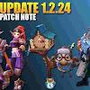 Update Patch 1.2.24 Mobile Legend, Apa saja yang baru?
