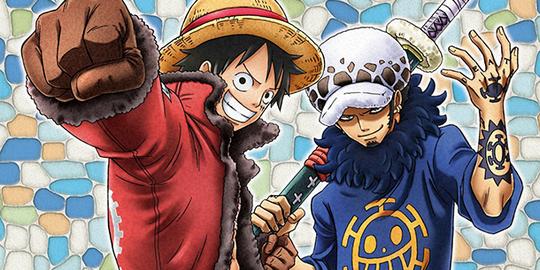 Découvrez le nouvel opening de One Piece concernant l'arc Zou sur Japan Touch, votre fansite spécialisé dans l'actu Japanime, les mangas et les animes. Ces informations sont tirés du Weekly Shonen Jump.