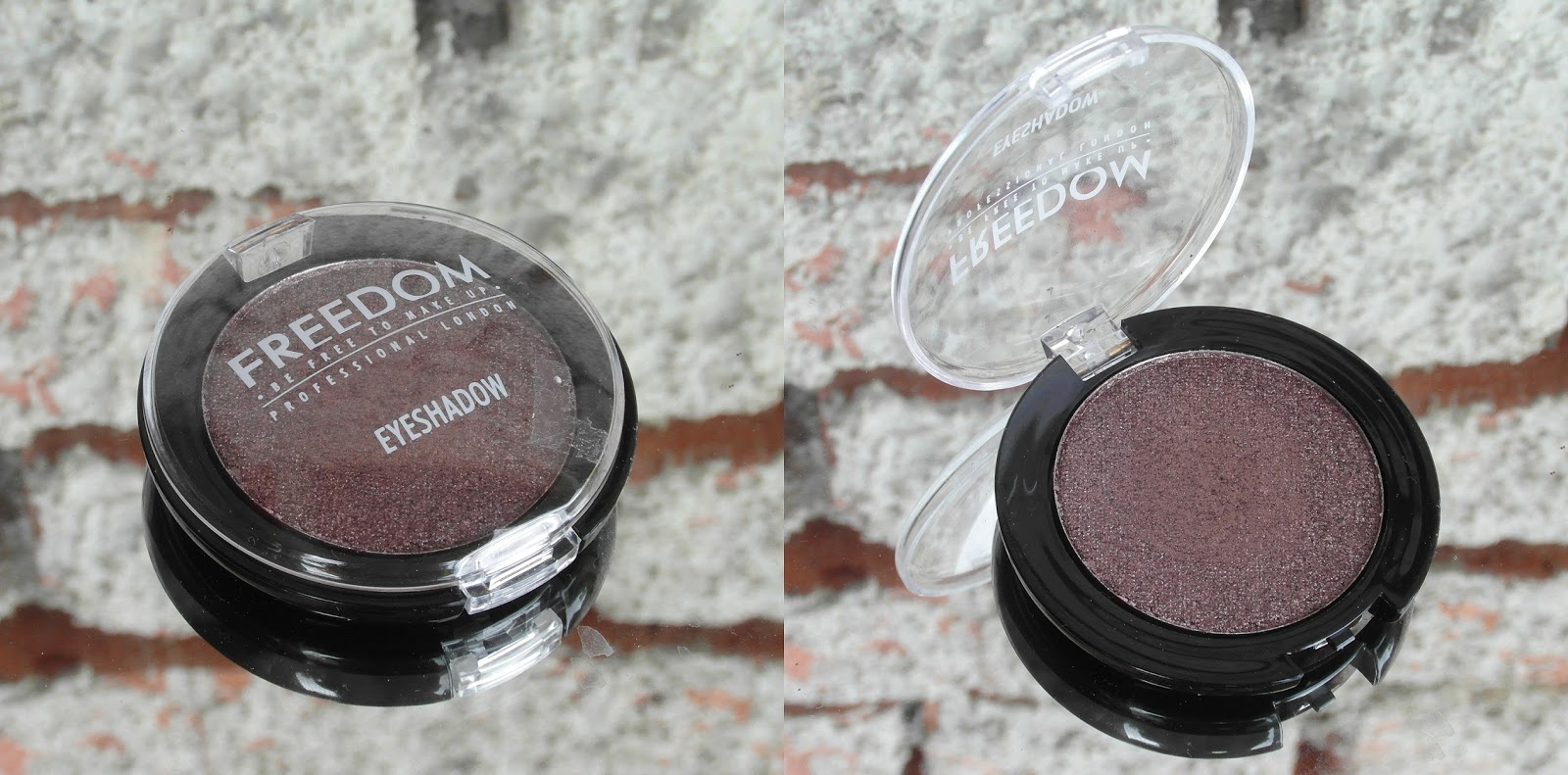 FREEDOM mono eyeshadows review!