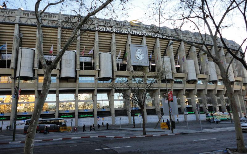 Estadio Santiago Bernabéu: la visita con el tour