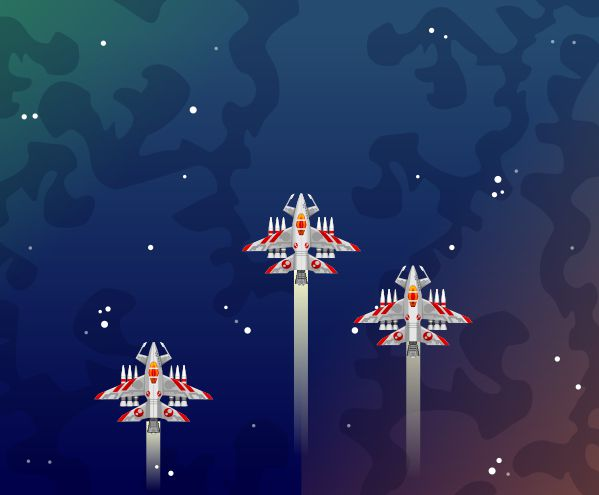 spaceship inkscape added detail ingame size mockup