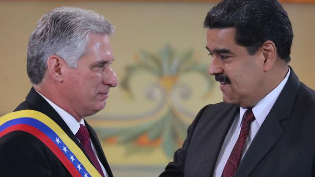 EE. UU. planea aumentar la presión contra Cuba por sus acciones en Venezuela