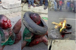 Outrage Over Gruesome Murder Of Boy In Lagos