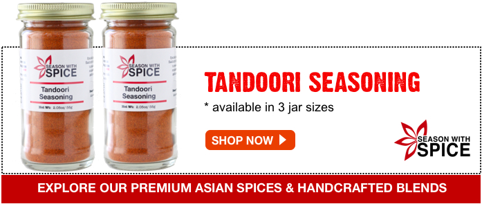 shop tandoori seasoning available at season with spice shop