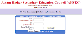 How to check the HS Result 2018