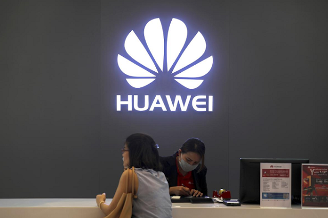 Anh chặn thương hiệu Huawei của Trung Quốc