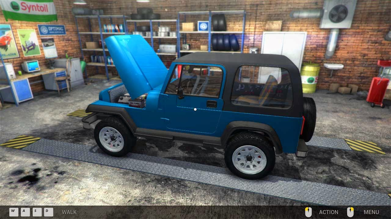Car Mechanic Simulator 2014 Free