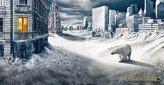 A cidade mais fria do mund