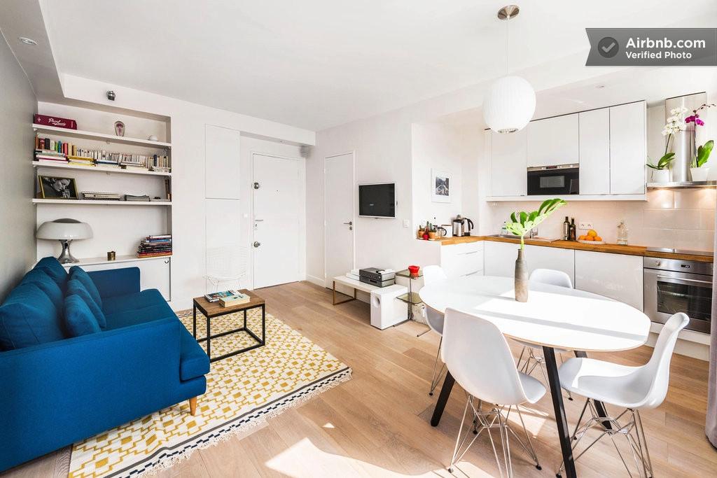 Ruang Keluarga Ruang Makan Dan Dapur Menjadi Satu