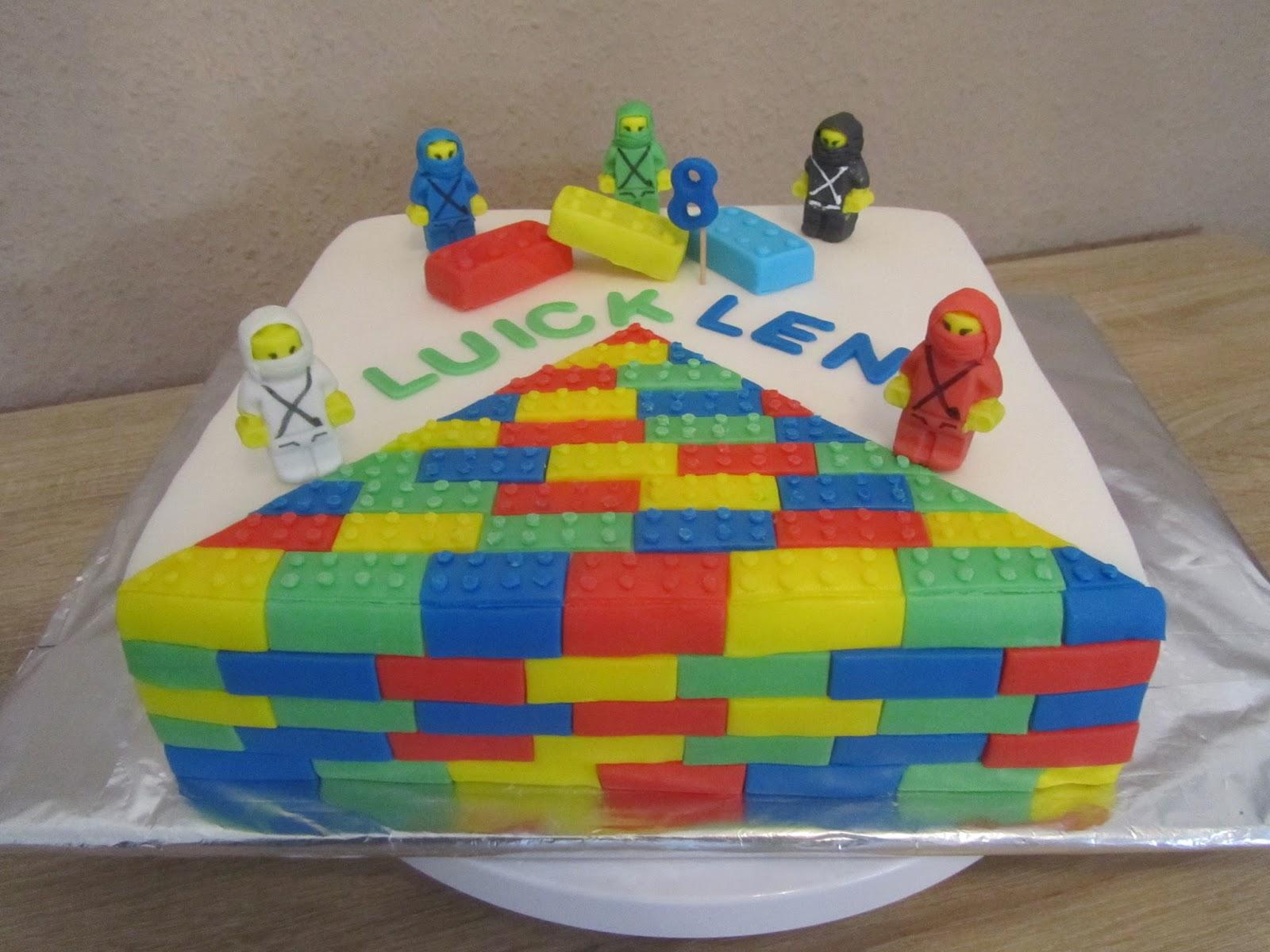 Lego Ninjago Torte Anke S Torten Wunsch