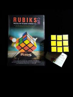 toko sulap jogja Cube3 By Steven Brundage