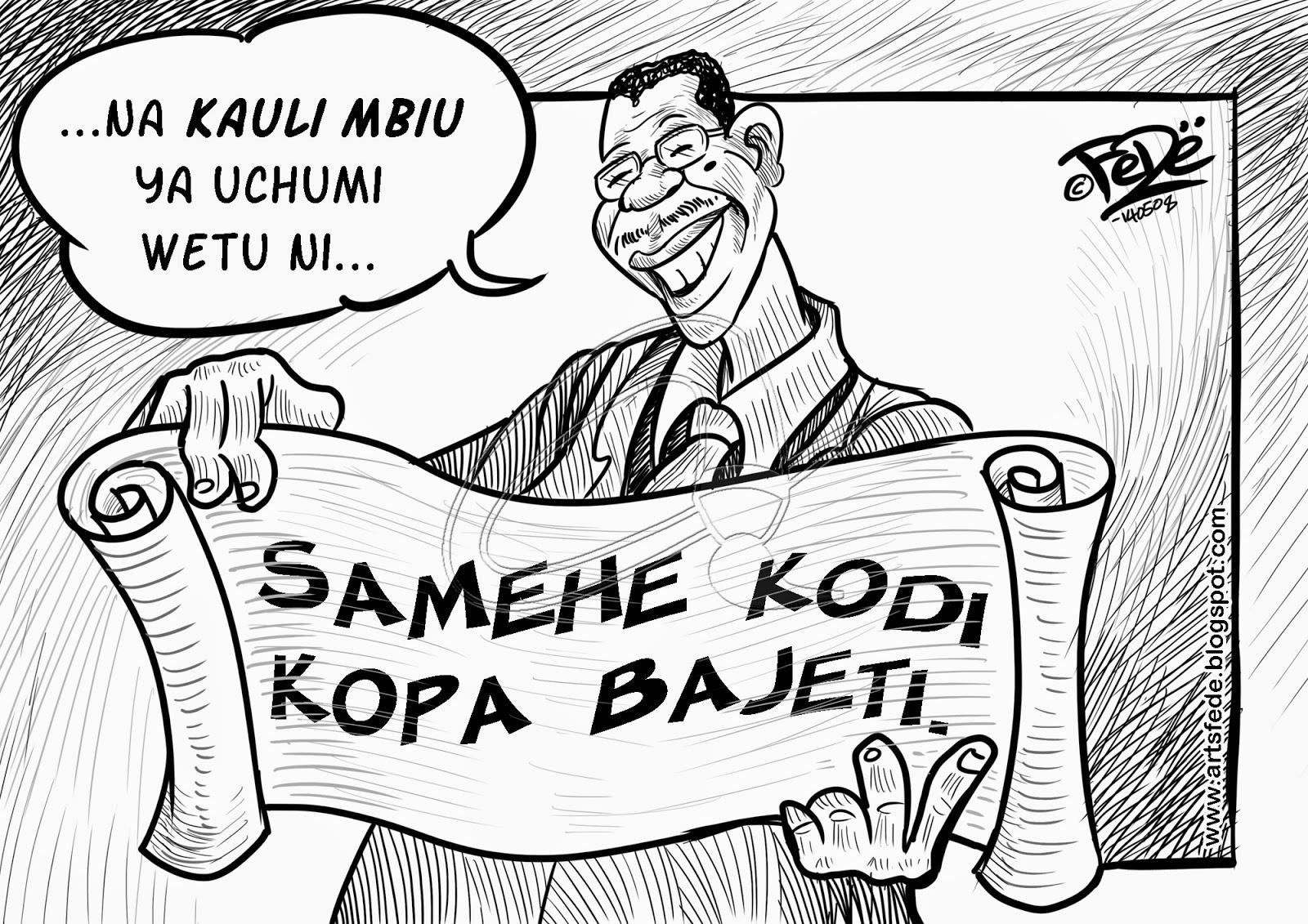 ArtsFeDë: Kauli mbiu ya UCHUMI...