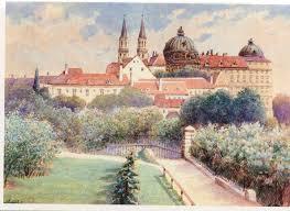 O lucrare din perioada Vieneza a lui Hitler