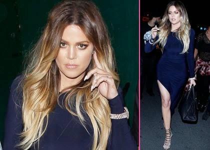 Kloe Kardashian en club 10 ak