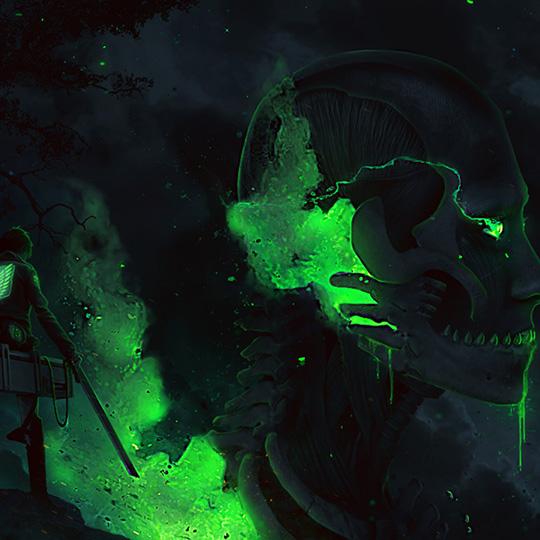 Attack On Titan Wallpaper Engine