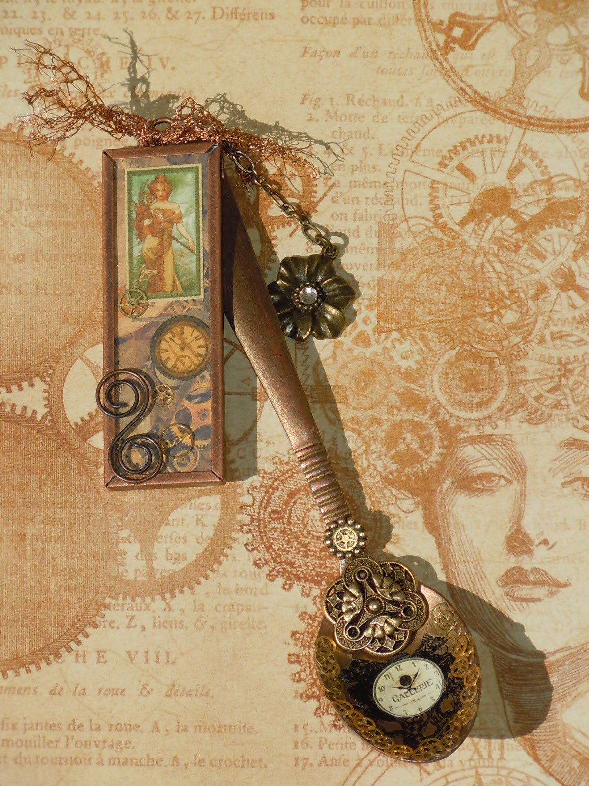 Steampunk Ideas It 39s All About Me And Mine Altered Steampunk Projects 1