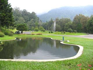 Wisata Cianjur, Kebun Raya Cibodas