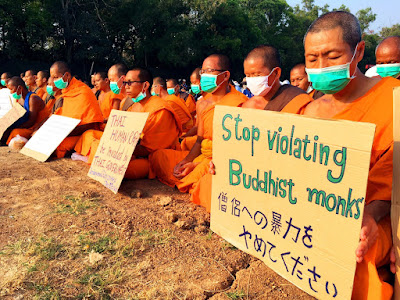Here is the truth.... The purpose of searching the temple is not only to seize Luang Phor Dhammajayo but the main intention is to destroy Wat Phra Dhammakaya.