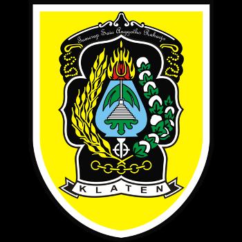 Logo Kabupaten Klaten PNG