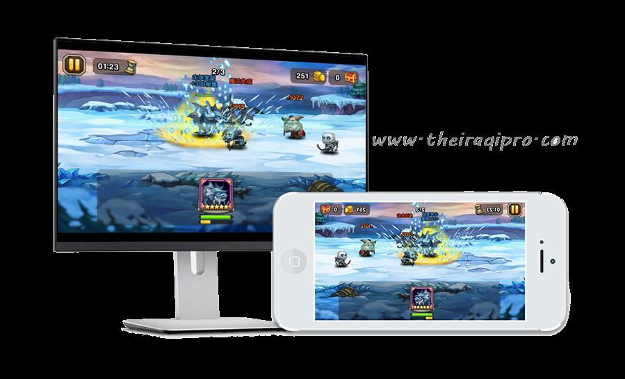 برنامج Airplayer من شركة Itools لعرض شاشة الايفون او الايباد