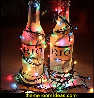 Christmas Decoration 10 Meters Multicolor LED Lights