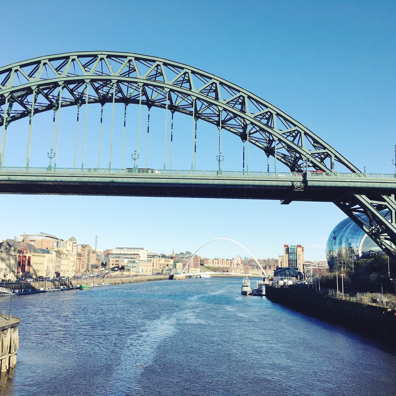 8 Things I've Learned Living in Newcastle - Tyne Bridge