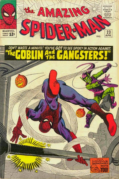 Amazing Spider-Man#23, the Green Goblin