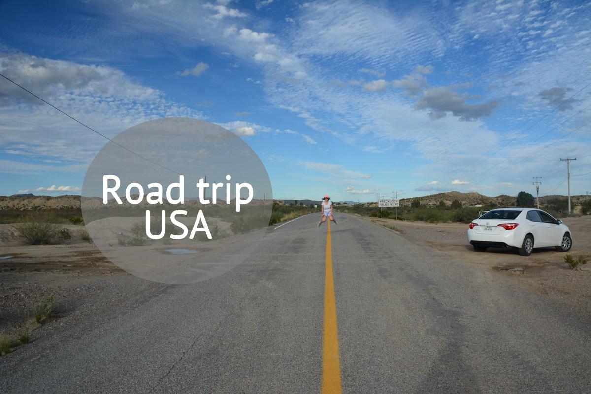 Sur la route des USA