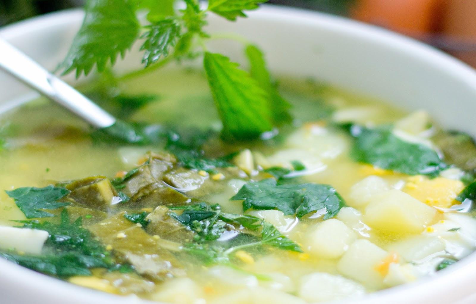 суп из крапивы рецепт с фото пошагово округлившийся животик она