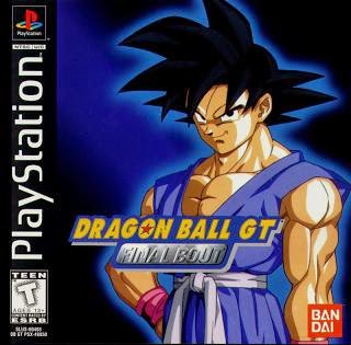 Dragon Ball GT Couver Ultra Rom