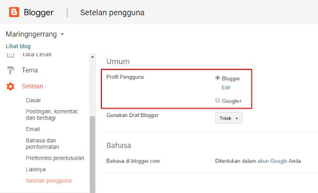Google+ Ditutup, Pengguna Blogger Perlu Melakukan Ini