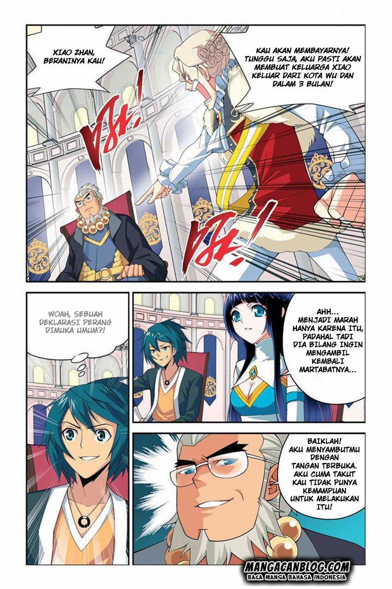 Battle Through the Heavens Chapter 13-38