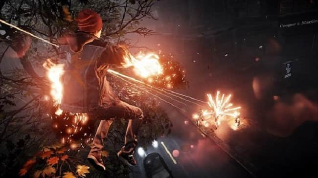 Download InFAMOUS Second Son v1.07 PS4 Hen [PKG]