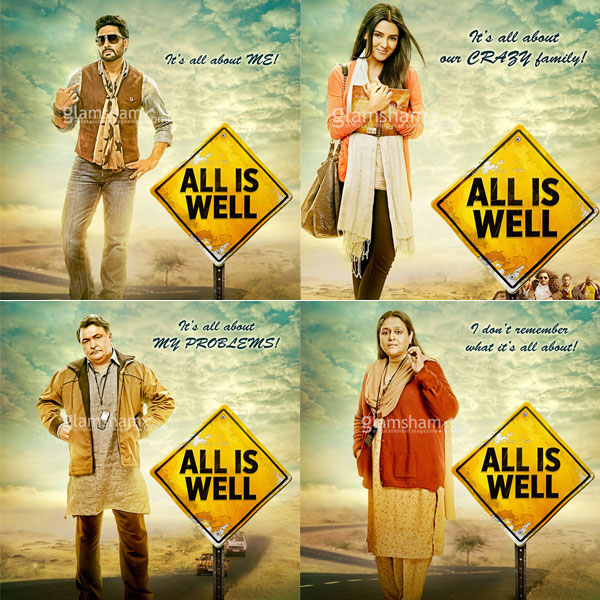All Is Well (2015) Movie Poster No. 6