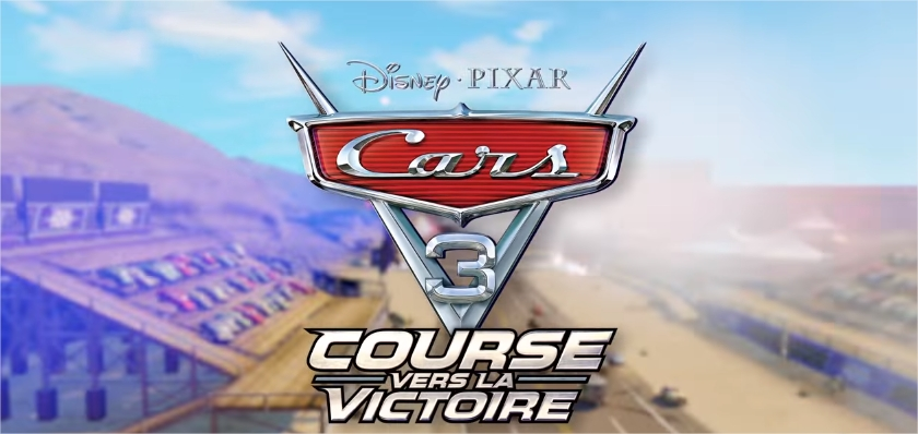 jegeekjeplay switch wii u nouveau trailer de gameplay pour cars 3 course vers la victoire. Black Bedroom Furniture Sets. Home Design Ideas