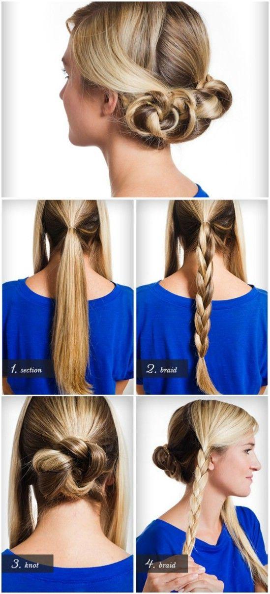 #Christmas #Hairstyles #Tutorials Festive Girls Christmas Hair Style Ideas with Tutorials
