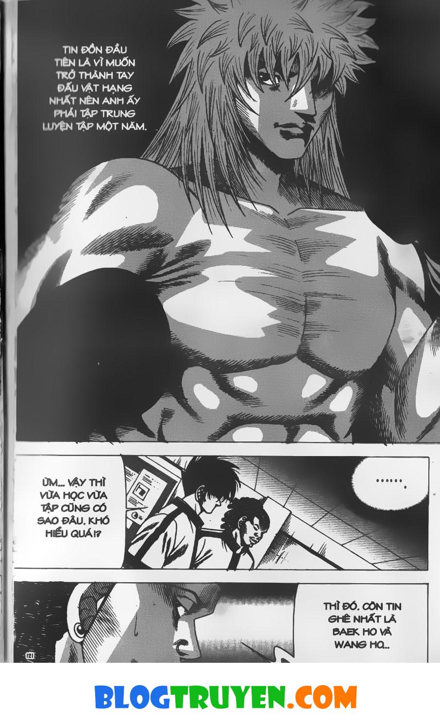 Bitagi - Anh chàng ngổ ngáo chap 244 trang 11