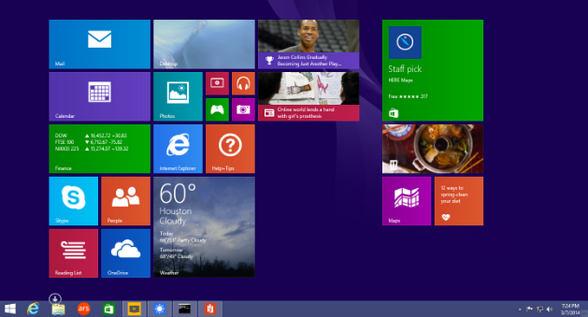 Windows 8, Windows 8 Pro, Windows 8.1 Pro