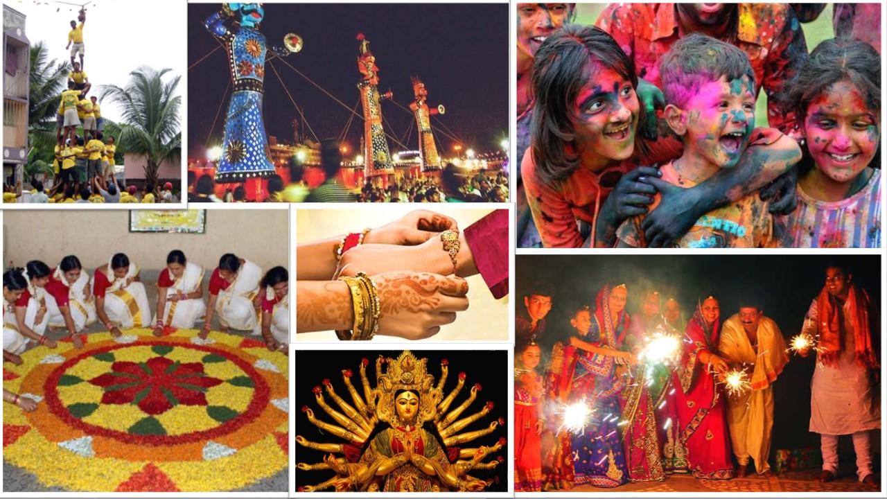 పండుగలు - Importanat Festivals
