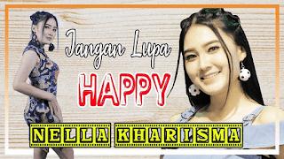 Lirik Lagu Jangan Lupa Happy - Nella Kharisma
