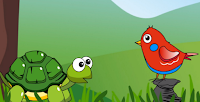 The tortoise and the bird - cuento corto en inglés