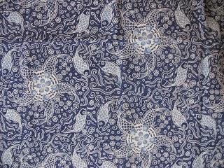Motif Batik Majalengka - Laut Ngibing