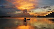 Eksotisme Pulau Sentani Papua yang Mendunia