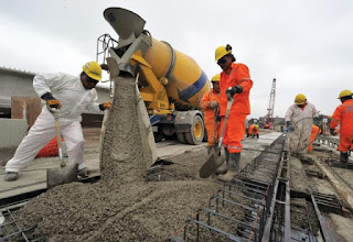 harga beton cor kramatjati