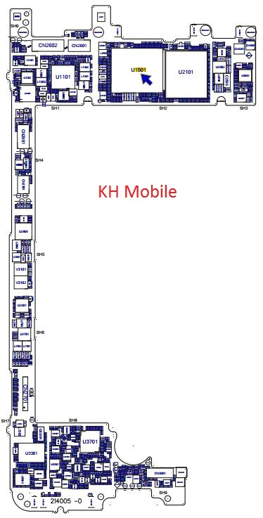 Oppo    R5  R8106  Schematic   Layout    Diagrams     JMH