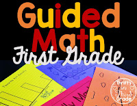 Guided Math Year Long Resources for 1st Grade