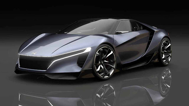 Honda Sport Vision Gran Turismo