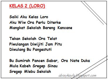 Soal UAS Bahasa Jawa Kelas 2 SD Semester 1 Ganjil Terbaru (25 Soal)