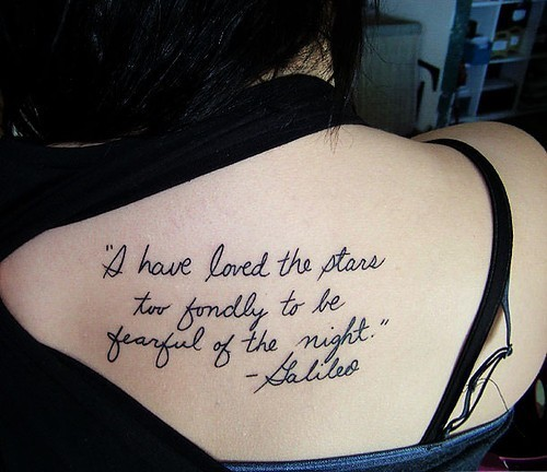 Tattoo Quotes Pics: Quotes Tattoos