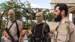 mujahidin ahrar syam